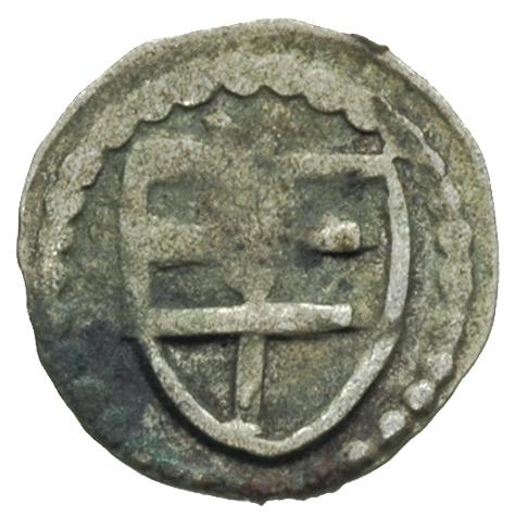 Denar miejski Władysław II Jagiełło