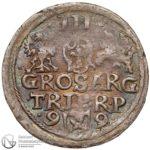 200r_Trojak_zygmunt_1599_1r